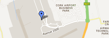 Cork Airport Van Rental Location